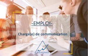 Chargé(e) de communication